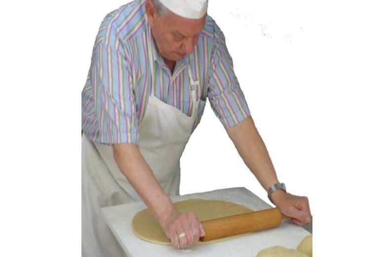 Receta pan candeal
