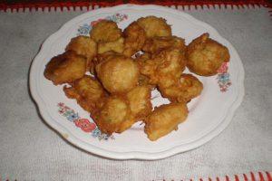 fritos de bacalao recetas de la Abuela Angelita