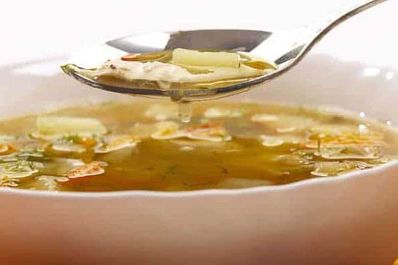 receta sopa de verdura recetas de la Abuela Angelita