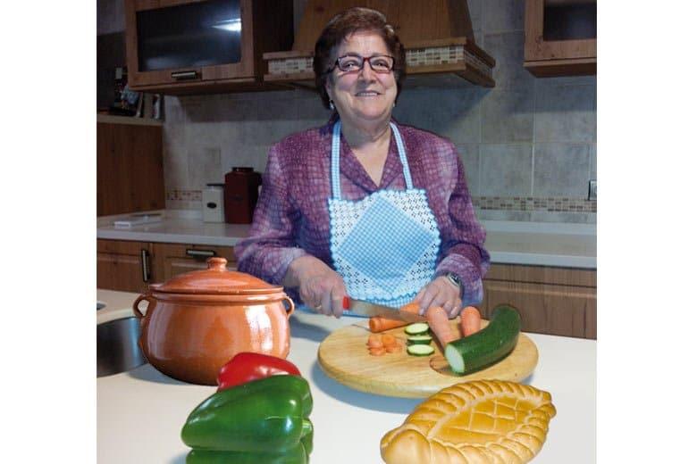 Sobre mi Recetas abuela Angelita Villada