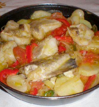 bacalao Ramón recetas de la Abuela Angelita